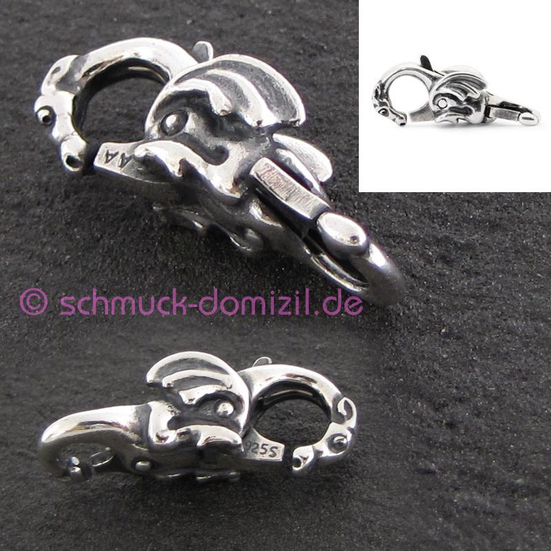9a8c35988c3a TROLLBEADS Silberverschluss - Drachen - Schmuck-Domizil - Trollbeads ...