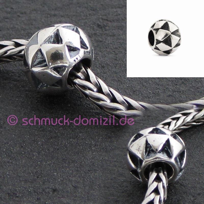 trollbeads silberbead marokkanische kissen schmuck domizil trollbeads onlineshop. Black Bedroom Furniture Sets. Home Design Ideas